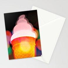 All the pretty lights - V Stationery Cards