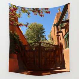 A New Mexico Entrance Wall Tapestry