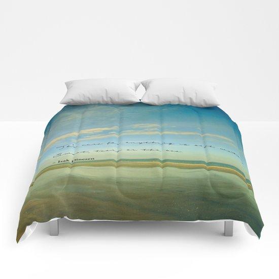 Sea Shore Comforters