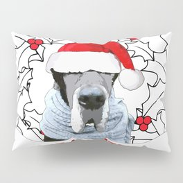 Feliz Navidog Pillow Sham