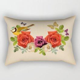 Song Bird 6 Rectangular Pillow