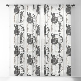 Yearning Sheer Curtain