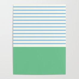 Narrabeen Stripe Poster