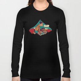 Troy & Abed's Dope Adventures Long Sleeve T-shirt
