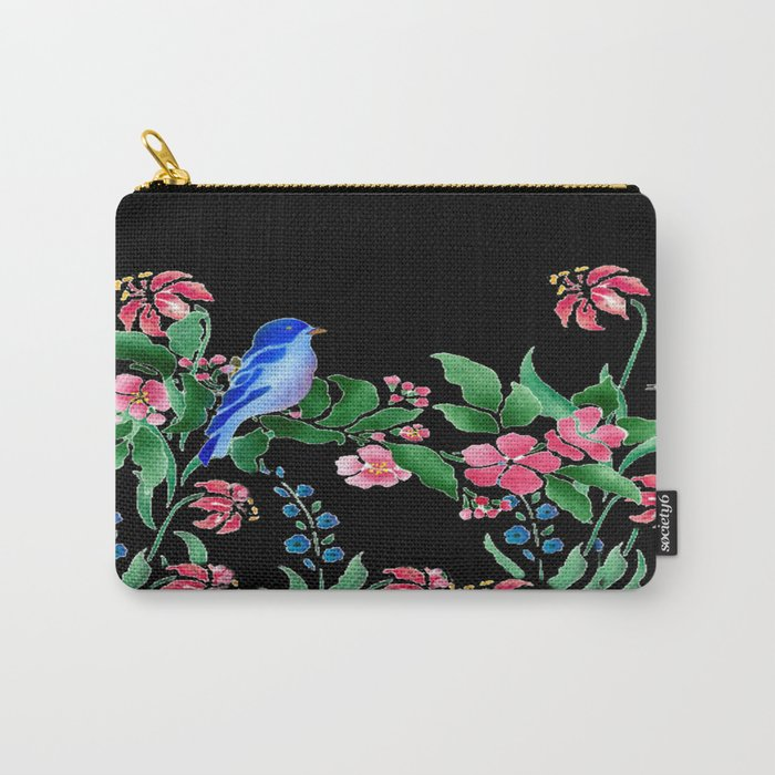 A Little Bit Of Spring #1 Carry-All Pouch