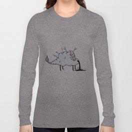 The Bleeding Long Sleeve T-shirt