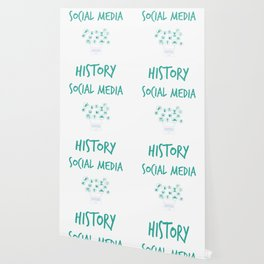 Social Media Can Wait Time For History Wallpaper