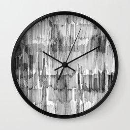 Crossfade Wall Clock
