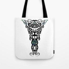 Toi Whakairo Tote Bag