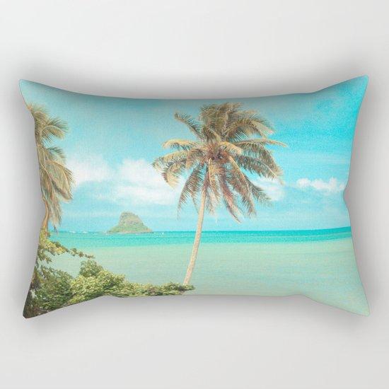 Mokolii Island Rectangular Pillow