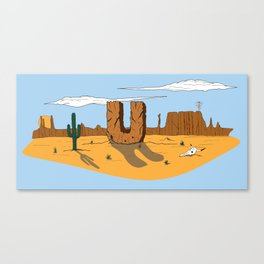 You Rock! Canvas Print