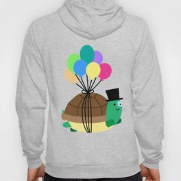 Flying Turtle Hoody