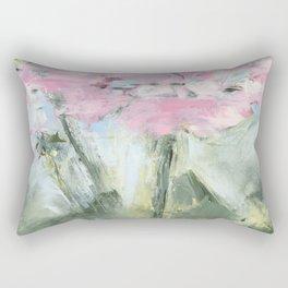 geraniums III Rectangular Pillow