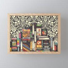 Osiris Mountain Framed Mini Art Print