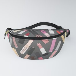 Lipstick Party - Dark Fanny Pack