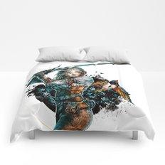 Ciri - The Witcher Wild Hunt Comforters