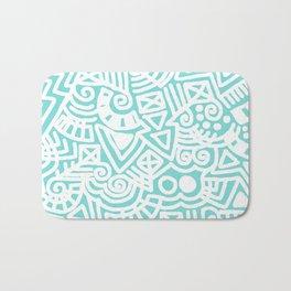 Tiffany Doodle Bath Mat