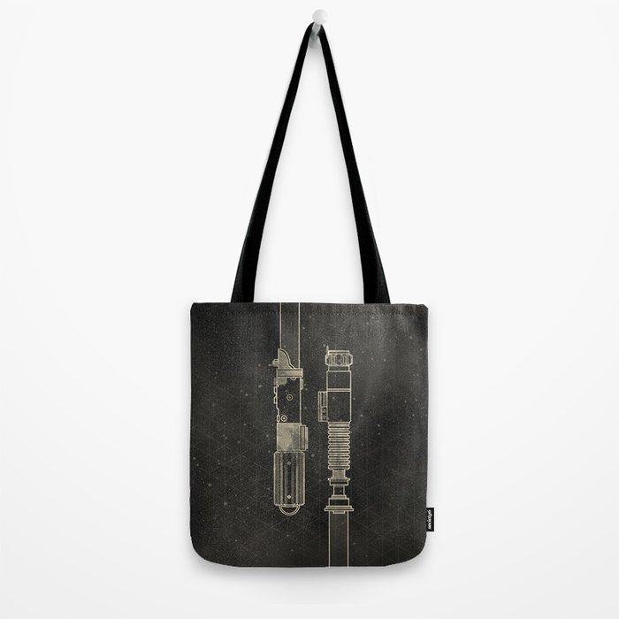 LightSabers Tote Bag