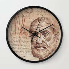 Aristotle Wall Clock