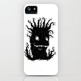Ink Ghostie III iPhone Case