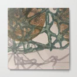 dried petals Metal Print