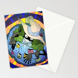 Positive Witch  Stationery Cards