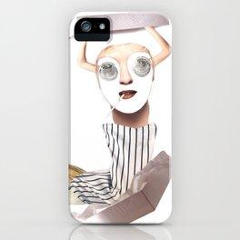 Show Man iPhone Case