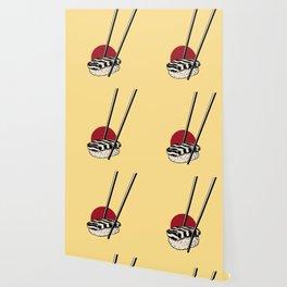 Sushi-San Wallpaper