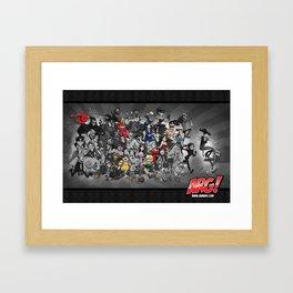 ARG Volume 2 Poster Framed Art Print