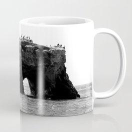 Natural Bridges Santa Cruz Coffee Mug