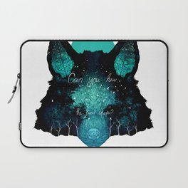 Can You Hear the Forest Whisper? Laptop Sleeve