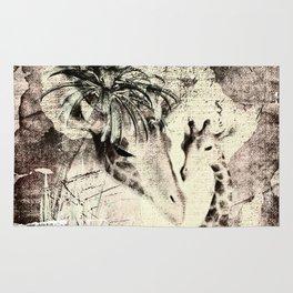Afrikas Giraffen Rug