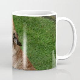 cheeky grin - Spooks Coffee Mug