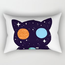 THE UNIVERSE IS ALWAYS WATCHING  YOU Rectangular Pillow