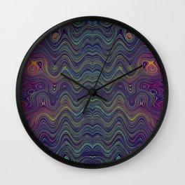 Day Tripper Wall Clock