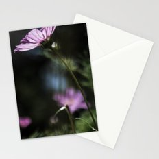 Glowing Petals Stationery Cards