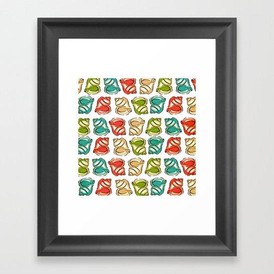 Rapana Framed Art Print