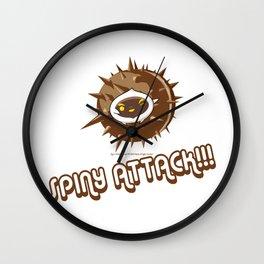 AGRO X DOLCE KURI-KUN Wall Clock