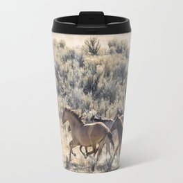Running Mustangs, No. 1 Travel Mug
