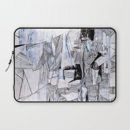 Distant Folding Laptop Sleeve