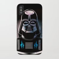 darth vader iPhone & iPod Cases featuring Darth Vader by cocoyponce