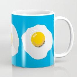 Fried Egg Clouds Coffee Mug