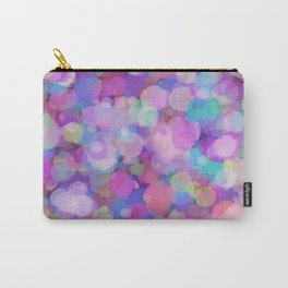 Floral Daydream Carry-All Pouch