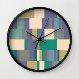 Songbird Sea Grapes Wall Clock