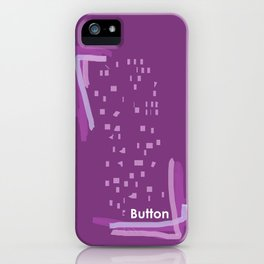 scraping the sky iPhone Case