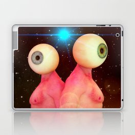 Eyes of Pisces and Guards of the Princess Ella Laptop & iPad Skin