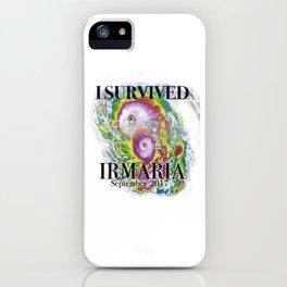 Irmaria iPhone Case