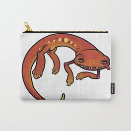 Tiny the Newt Carry-All Pouch