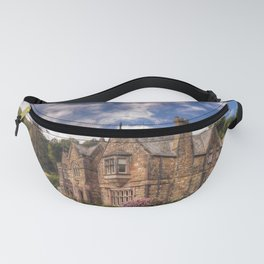 Gothic Victorian Mansion Fanny Pack