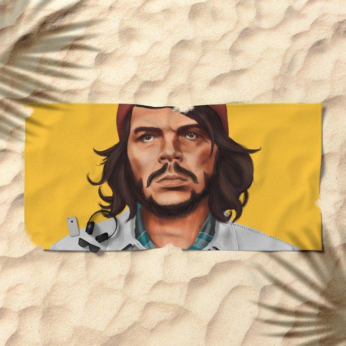 Hipstory - che guevara Beach Towel